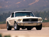Mustang Fastback 1968 pictures