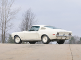 Ford Mustang Lightweight 428/335 HP Tasca Car 1968 wallpapers