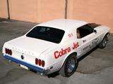 Mustang 428 Cobra Jet Coupe 1969 photos