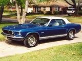 Mustang Convertible 1969 photos