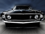 Mustang Mach 1 1969 pictures