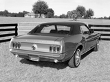 Mustang Coupe 1969 pictures