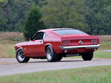 Ford Mustang Boss 429 (63B) 1969 wallpapers