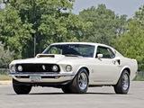 Mustang Boss 429 1969 wallpapers