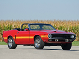 Shelby GT350 Convertible 1969 wallpapers