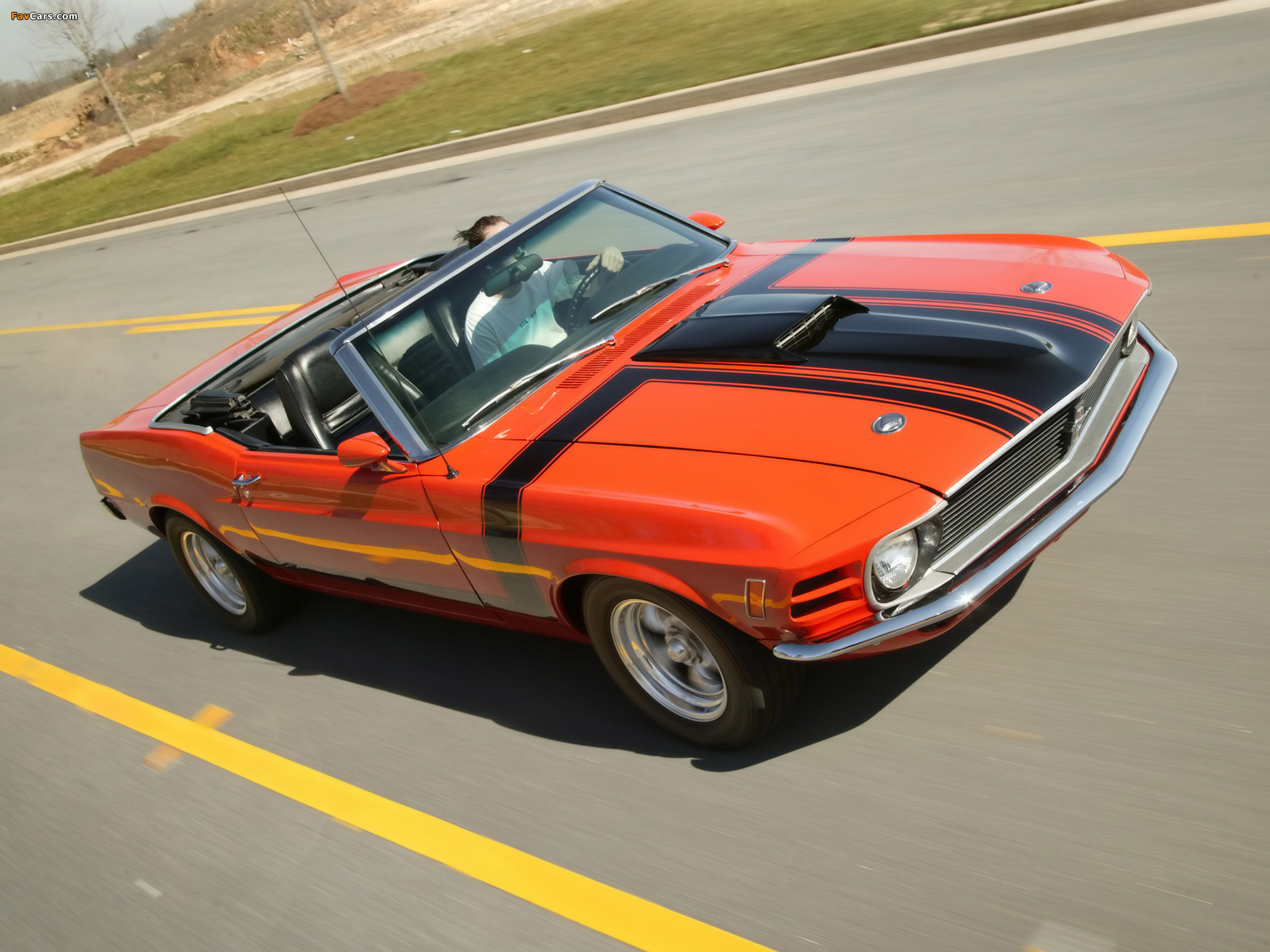 Mustang Convertible 1970 images (1920 x 1440)