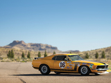 Ford Mustang Boss 302 Trans-Am Race Car 1970 photos