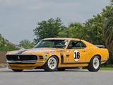 Mustang Boss 302 Trans-Am Race Car 1970 photos