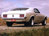 Mustang Sportsroof 1970 photos