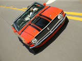 Mustang Convertible 1970 pictures