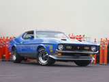 Mustang Boss 351 1971 wallpapers