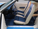 Mustang Sprint Sportsroof 1972 photos