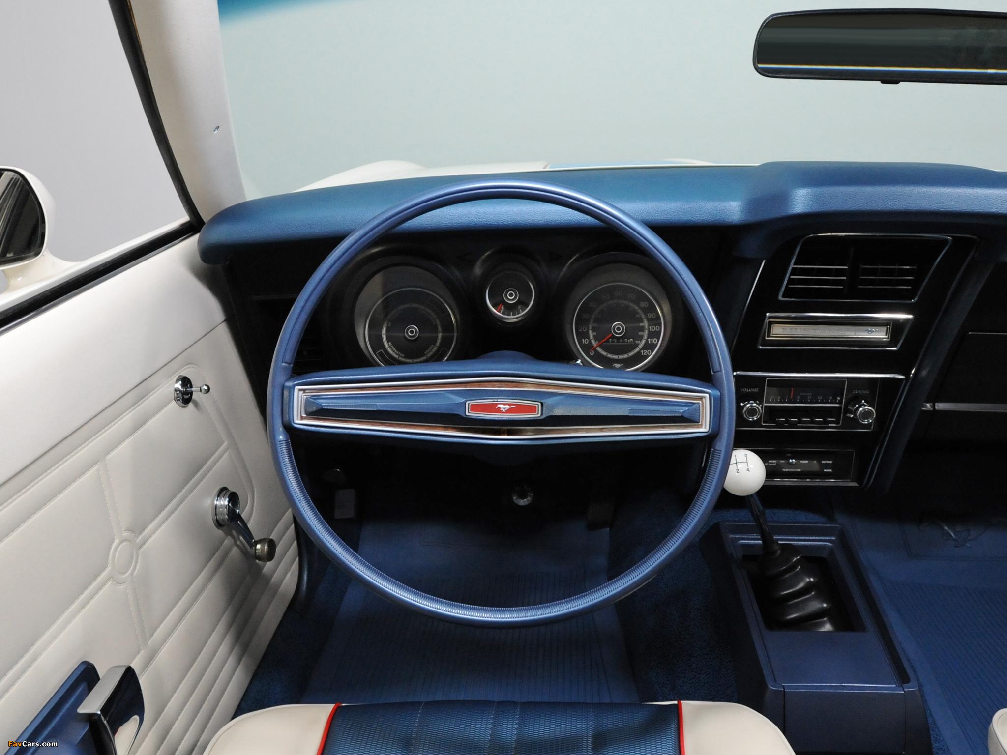 Mustang Sprint Sportsroof 1972 photos (2048 x 1536)