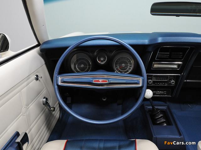 Mustang Sprint Sportsroof 1972 photos (640 x 480)