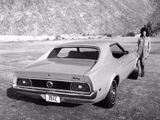 Mustang Coupe 1972 wallpapers