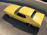 Mustang Coupe 1973 images