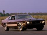 Mustang Mach 1 1973 wallpapers