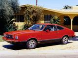 Mustang Mach 1 1974 photos