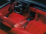 Mustang GT 5.0 1987–93 wallpapers