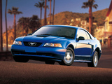 Mustang Coupe 1998–2004 pictures