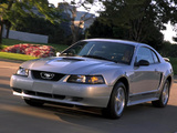 Mustang GT Coupe 1998–2004 wallpapers