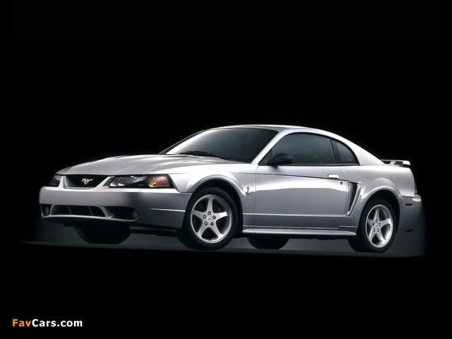 Mustang SVT Cobra Coupe 1999–2002 photos (640 x 480)