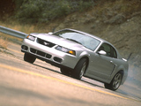 Mustang SVT Cobra Coupe 1999–2002 pictures