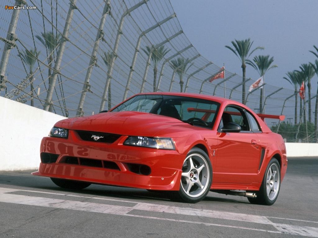 Mustang SVT Cobra R 2000–04 images (1024 x 768)