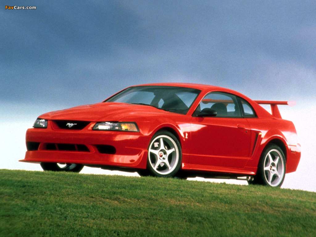 Mustang SVT Cobra R 2000–04 pictures (1024 x 768)