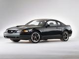 Mustang Bullitt GT Concept 2000 wallpapers