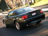Mustang Bullitt GT 2001 wallpapers