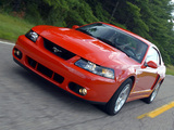 Mustang SVT Cobra Coupe 2004–05 images