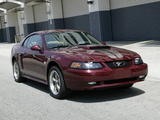 Mustang Coupe 40th Anniversary 2004 pictures