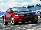 Mustang Coupe 40th Anniversary 2004 wallpapers