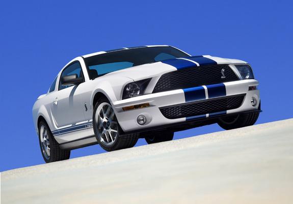 Mustang Shelby GT500 – Wikipédia, a enciclopédia livre