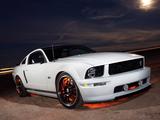 H&R FMJ Mustang GT 2005 photos
