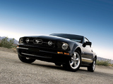 Mustang Coupe 2005–08 pictures