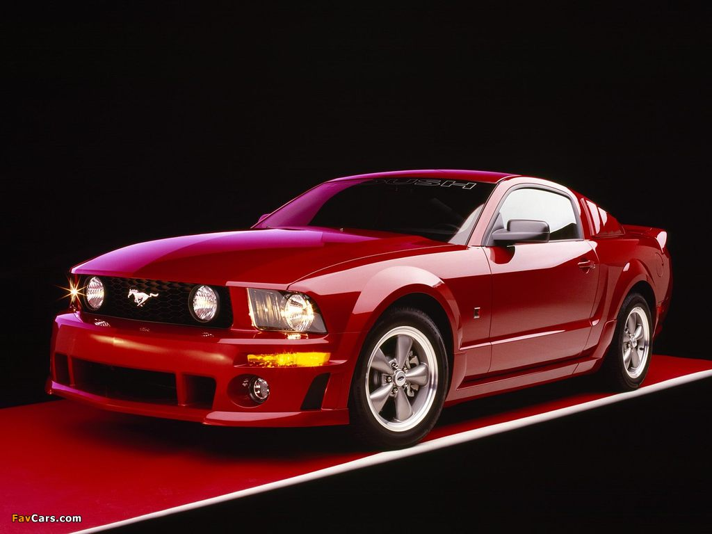 Roush Stage 3 2006–09 images (1024 x 768)