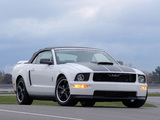 Ford Project Mustang GT Convertible 2006 wallpapers
