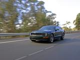 Mustang Bullitt 2008 wallpapers