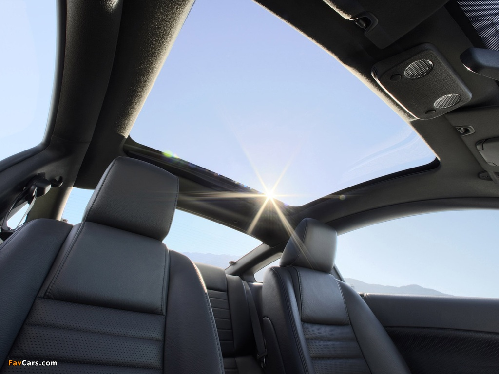 Mustang GT Glass Roof 2009 images (1024 x 768)