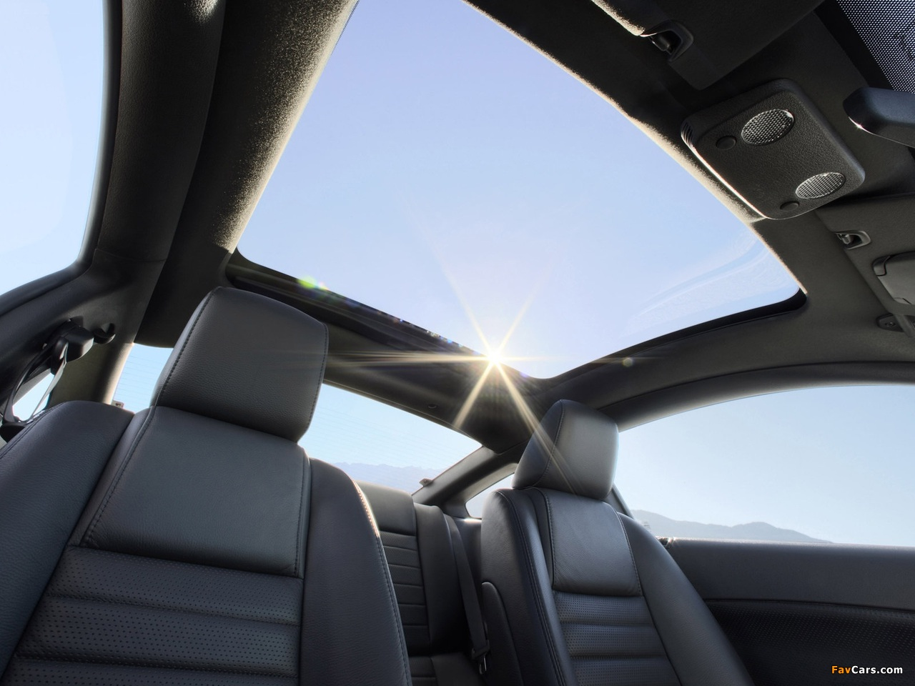Mustang GT Glass Roof 2009 images (1280 x 960)