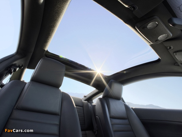 Mustang GT Glass Roof 2009 images (640 x 480)