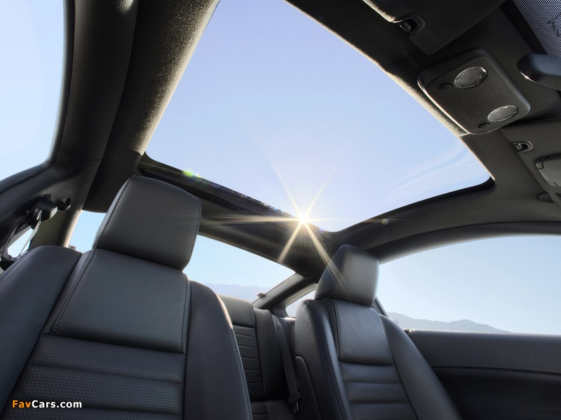 Mustang GT Glass Roof 2009 images (800 x 600)
