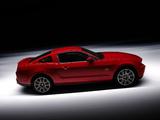 Mustang GT 2009–10 photos