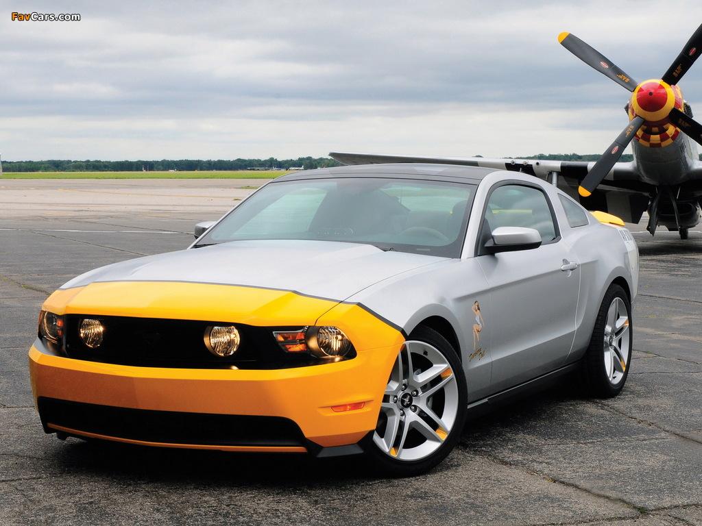 Mustang AV-X10 Dearborn Doll 2009 photos (1024 x 768)