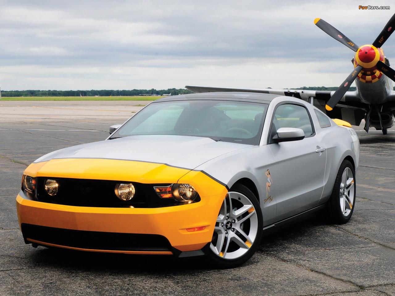 Mustang AV-X10 Dearborn Doll 2009 photos (1280 x 960)