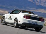 Hurst Mustang Convertible Pace Car 2009 photos