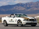 Hurst Mustang Convertible Pace Car 2009 pictures