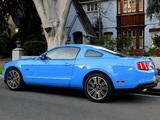 Mustang GT 2009–10 pictures